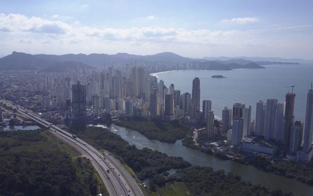 O mercado imobiliário de Balneário Camboriú