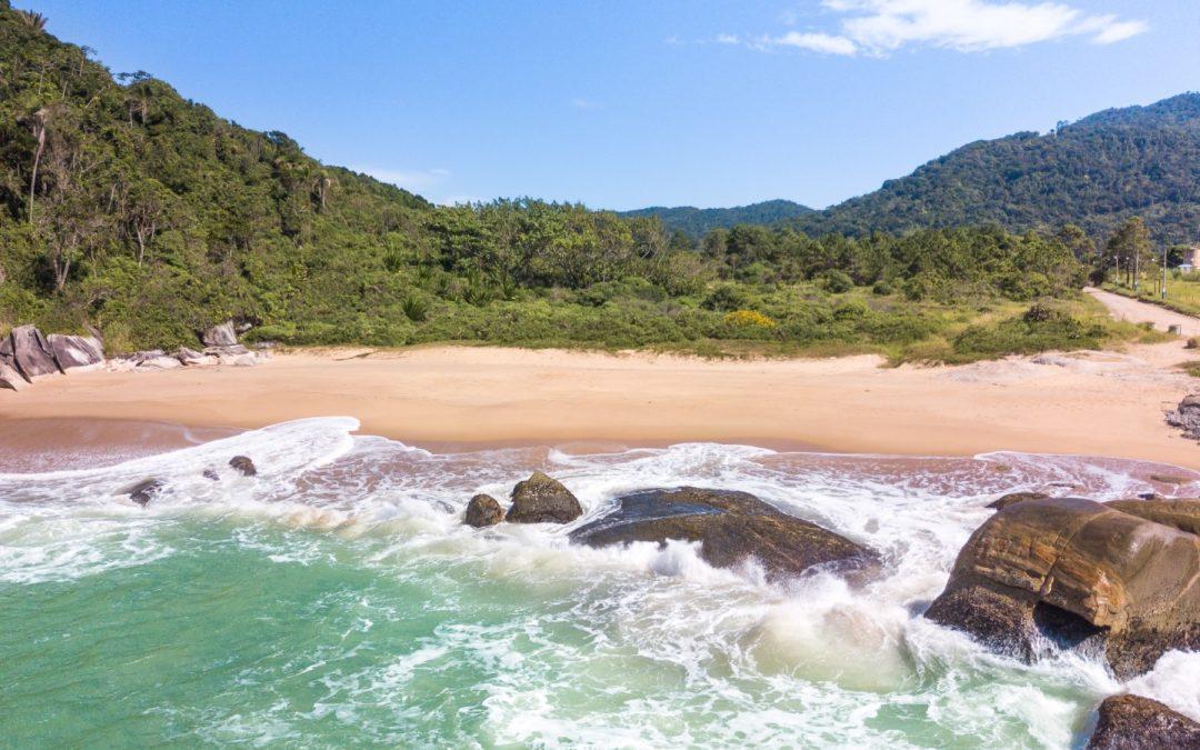 As 3 melhores praias do Vale do Itajaí